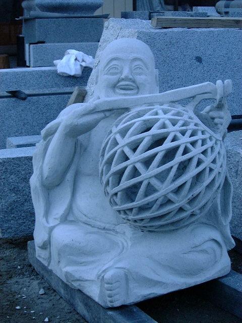 羅漢の店 水野石材店 羅漢彫刻9