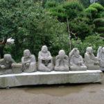 羅漢の店 水野石材店 羅漢彫刻12-1