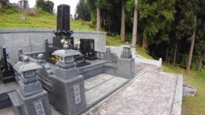 水野家墓地(普賢寺)