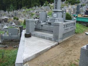 墓石クリーニング02